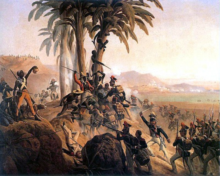 Connecting the dots between Haiti's revolutionary past and Toronto's Simcoe Day